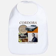 In Cordoba I have What I Need Bib