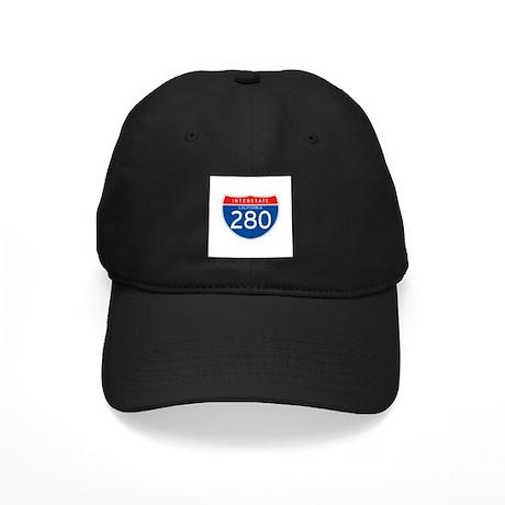 Interstate 280 - CA Black Cap