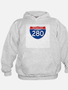 Interstate 280 - CA Hoodie