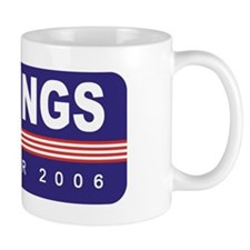 Support Toni Jennings Small Mug