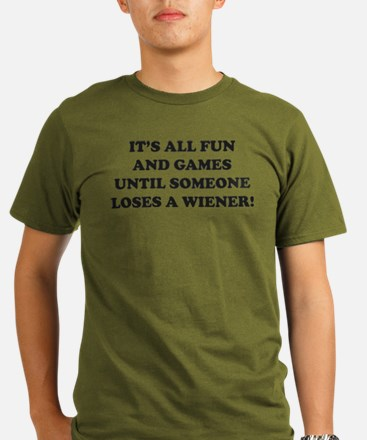 It's All Fun And Games T-Shirt
