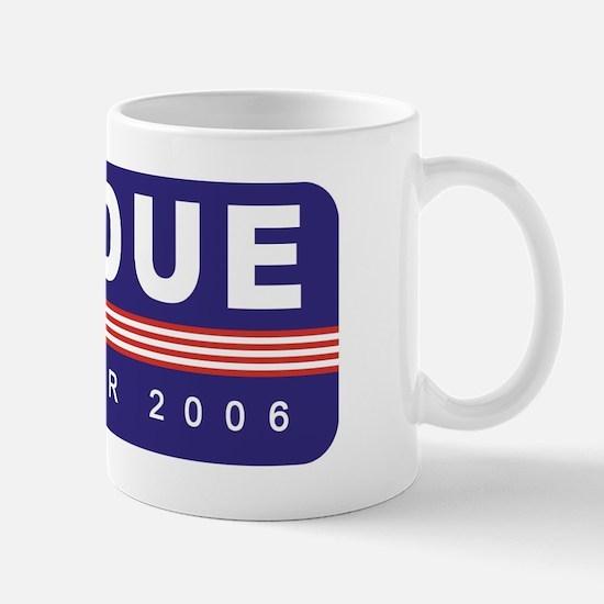 Support Sonny Perdue Mug
