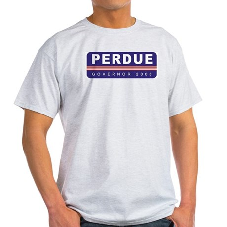 Support Sonny Perdue Ash Grey T-Shirt
