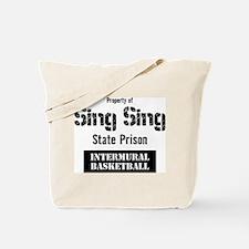 Sing Sing Prison Tote Bag
