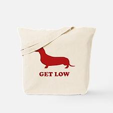 Get Low Tote Bag