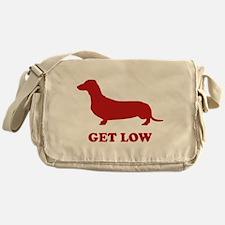 Get Low Messenger Bag