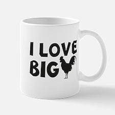I Love Big Mug
