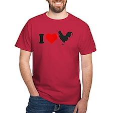 I Love Cock T-Shirt