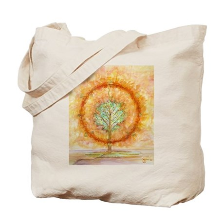 Sundance Tree Tote Bag