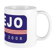 Support Peter Camejo Small Mug