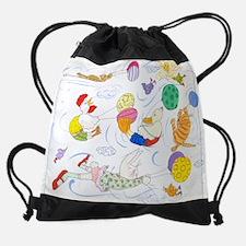 march_rev.png Drawstring Bag