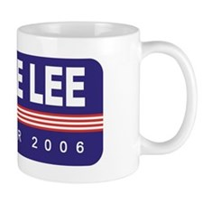 Support Monroe Lee Small Mug