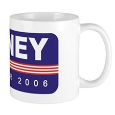 Support Mitt Romney Small Mug