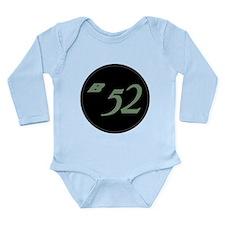 B-52 Long Sleeve Infant Bodysuit