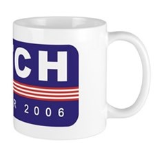 Support Mike Hatch Small Mug