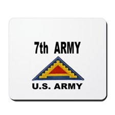 7TH ARMY Mousepad