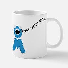 om_nom_nom_nom_monster Mug