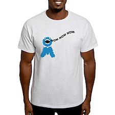 om_nom_nom_nom_monster T-Shirt