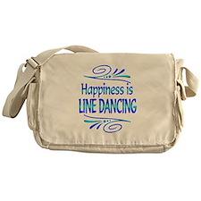 Happiness is Line Dancing Messenger Bag