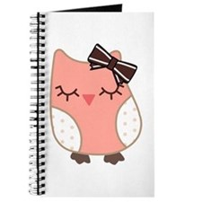CUTE LITTLE OWL Journal