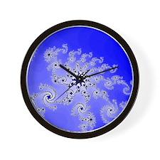 ''Pinwheels'' Clock