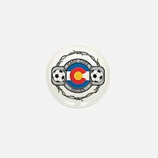 Colorado Soccer Mini Button