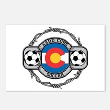 Colorado Soccer Postcards (Package of 8)