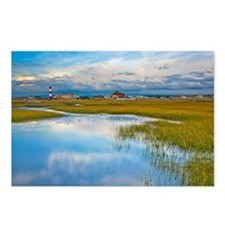 Gao Mei wetlands in Taiwa Postcards (Package of 8)