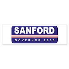 Support Mark Sanford Bumper Bumper Sticker