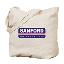Support Mark Sanford Tote Bag