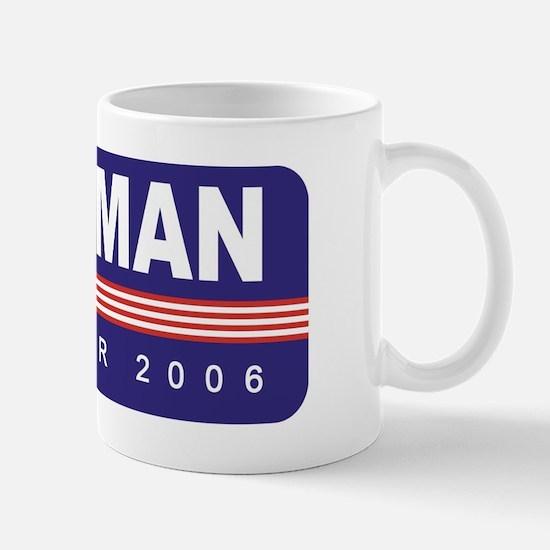 Support Kinky Friedman Mug