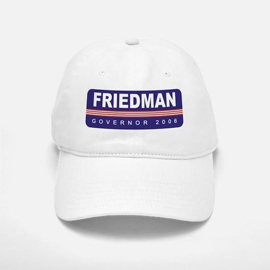 Support Kinky Friedman Baseball Baseball Cap