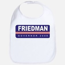 Support Kinky Friedman Bib