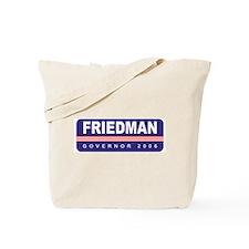 Support Kinky Friedman Tote Bag