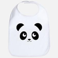 panda smile copy.png Bib