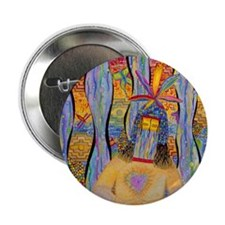 Spirit Whispers To Me Button