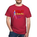 Club Area 51 (Venus) Red T-Shirt