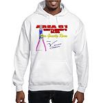 Club Area 51 (Venus) Hooded Sweatshirt