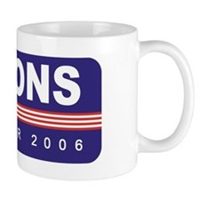 Support Jim Gibbons Small Mug