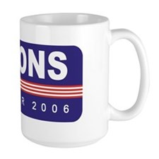 Support Jim Gibbons Mug