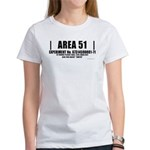 Area 51 Escapee Women's T-Shirt