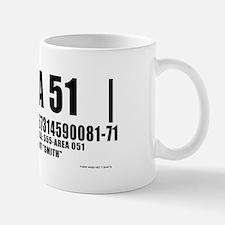 Area 51 Escapee Mug