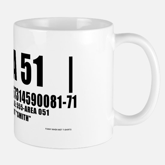 Area 51 Escapee Mug