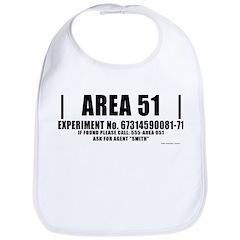 Area 51 Escapee Bib