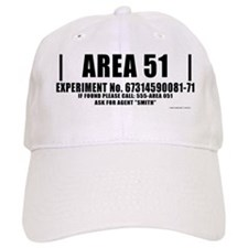 Area 51 Escapee Baseball Cap