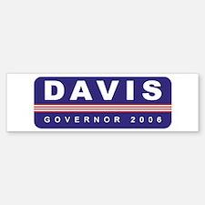 Support Jim Davis Bumper Bumper Bumper Sticker