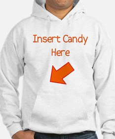 Insert Candy Here [Left] Hoodie