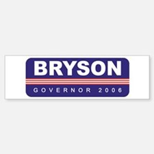 Support Jim Bryson Bumper Bumper Bumper Sticker