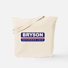 Support Jim Bryson Tote Bag