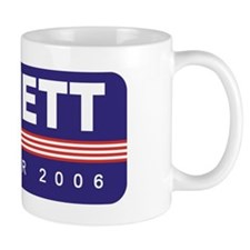 Support Jim Barnett Small Mug